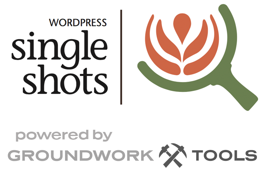 Groundwork Tools | Single Shots